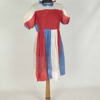 Peace Day Dress, Collection of North Otago Museum 83/248