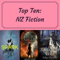 Top Ten: New Zealand Fiction