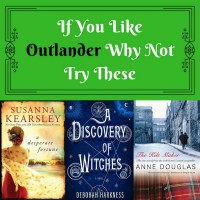 If You Like Outlander Why Not Try These