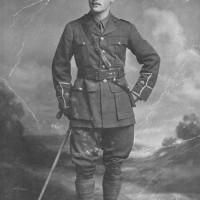 Leslie Heron Beauchamp in World War One uniform