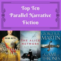 Top Ten: Parallel Narrative Fiction