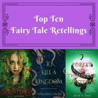 Top Ten: Fairy Tale Retellings