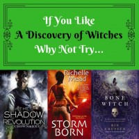 If You Like A Discovery of Witches Why Not Try