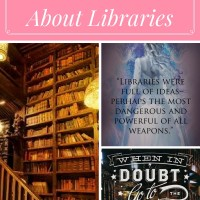 Top Ten: Book Quotes About Libraries