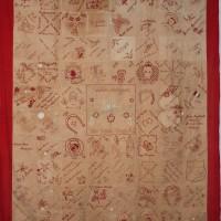 Ardgowan Weston Red Cross Quilt World War One