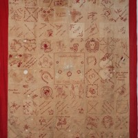 Ardgowan Weston Red Cross Quilt World War One