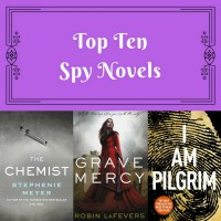 Top Ten: Spy Novels