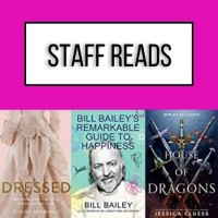 Staff Reads What our Librarians are reading