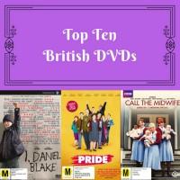 Top Ten: British DVDs