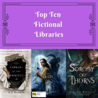 Top Ten: Fictional Libraries