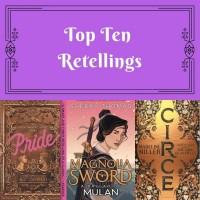 Top Ten: Retellings
