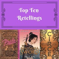 Top Ten: Retellings
