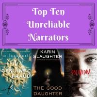 Top Ten: Unreliable Narrators