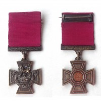 Donald Forrester Brown Victoria Cross Medal