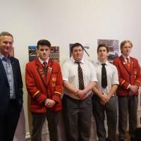 Waitaki Boys' High School Senior Graphics Project