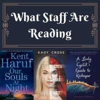 What Staff are Reading?