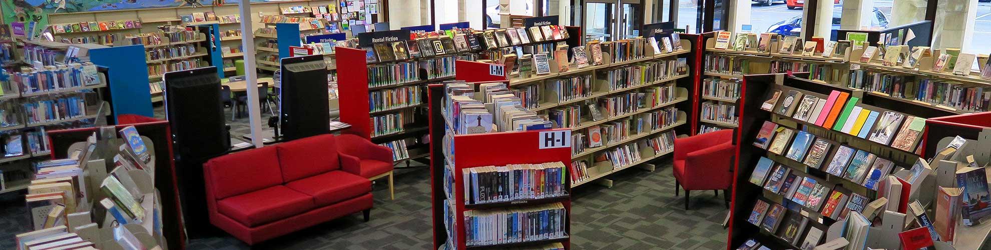 Oamaru Library