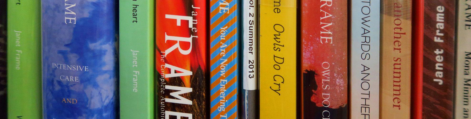 Janet Frame books